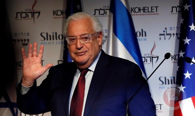 فريدمان يوضح  لإسرائيل سياسة بايدن مع الفلسطينيين وايران  ويوصيها  بعدم  التصادم معه