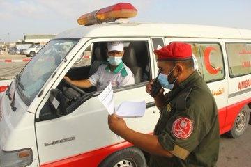 غزة: تسجيل وفاة و198 اصابة جديدة بكورونا وتعافي 187 حالة
