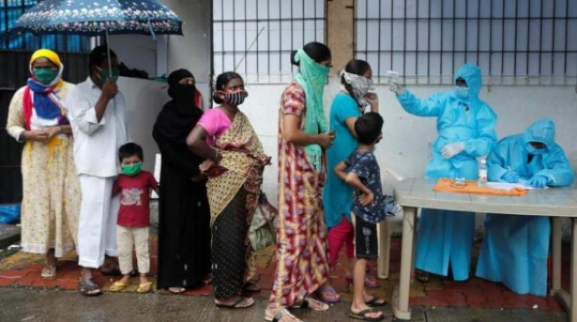 """كورونا يكسر """"حاجزا مليونيا"""" في الهند"""