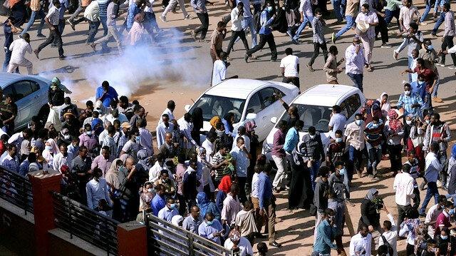 لليوم الرابع.. الخرطوم تشهد احتجاجات على مقتل متظاهر