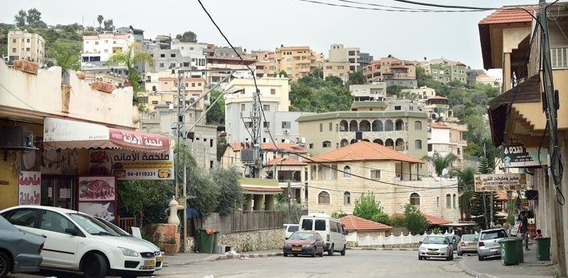 فرض الاغلاق على يافة الناصرة وأم الفحم