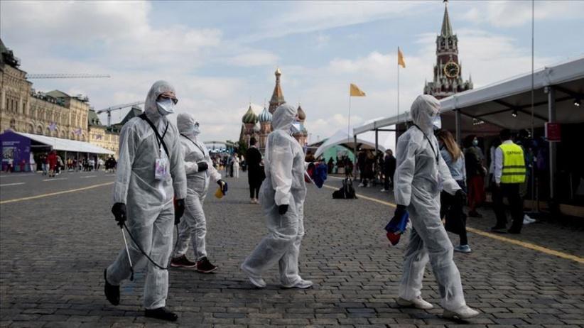 اكتشاف سلالة هندية معدلة من فيروس كورونا في موسكو
