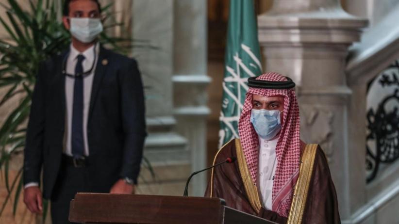 وزير الخارجية السعودي: الرياض تؤيد التطبيع الكامل مع إسرائيل لكن بشرط
