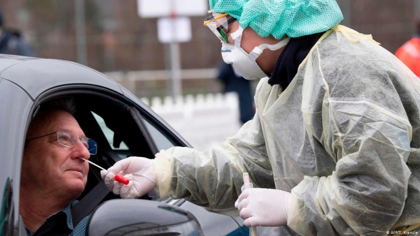 أمريكا تتجاوز 12 مليون إصابة بكورونا بمعدل مليون شخص في أسبوع