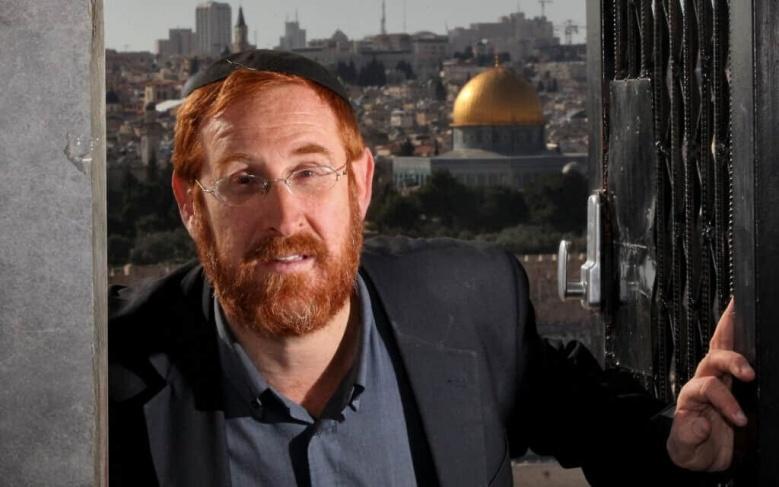 الحاخام المتطرف يهودا غليك