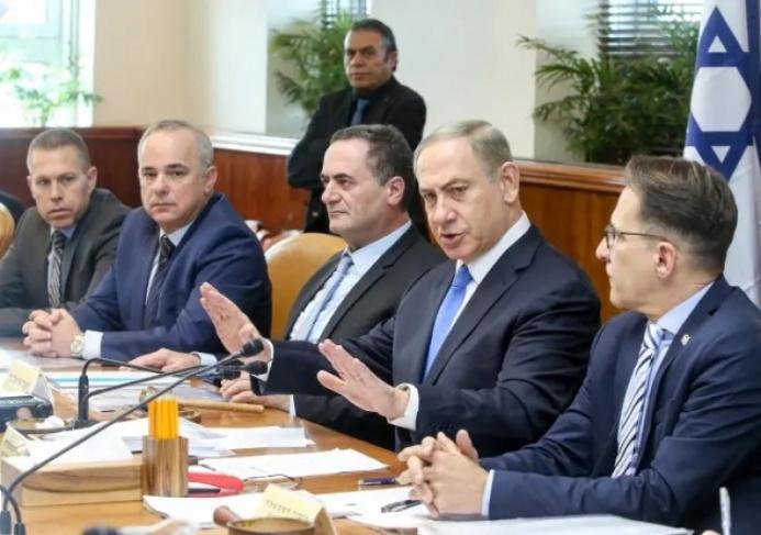 """""""الكابينت الإسرائيلي"""" يجتمع لمناقشة خصم رواتب الاسرى والرد الايراني"""