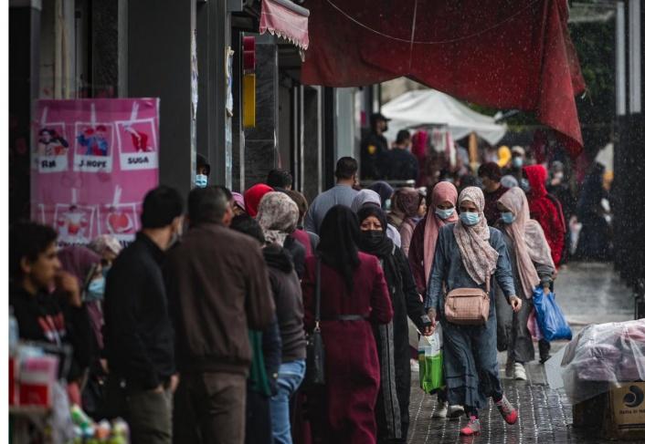30 وفاة و978 إصابة بكورونا في فلسطين