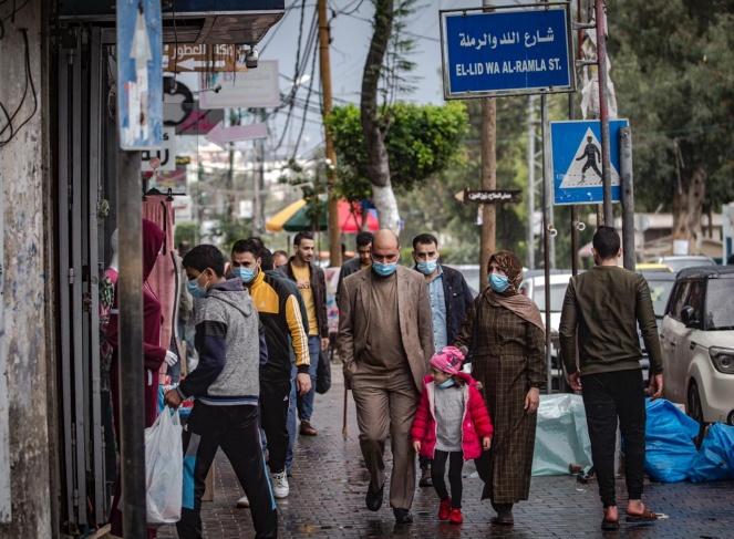 غزة: 175 إصابة جديدة بكورونا ولا وفيات