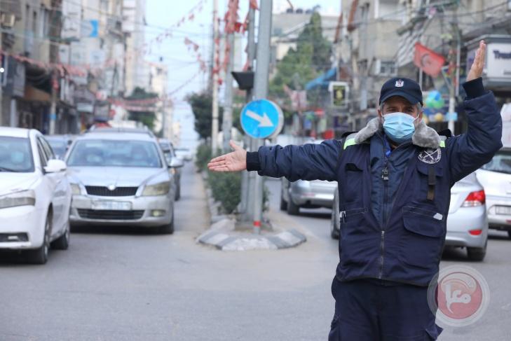غزة: 76 إصابة بفيروس كورونا
