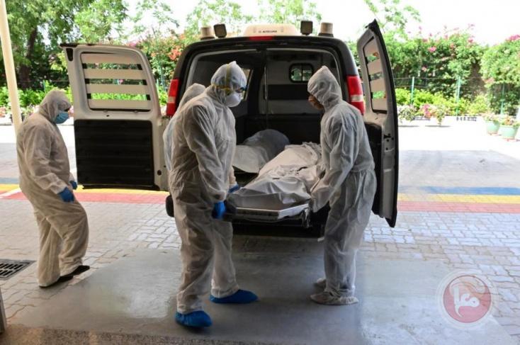 فلسطين تسجل 26 وفاة و2525 إصابة جديدة بفيروس كورونا