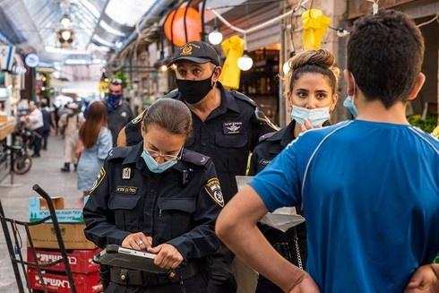 اسرائيل: 19 وفاة و9589 إصابة جديدة بكورونا