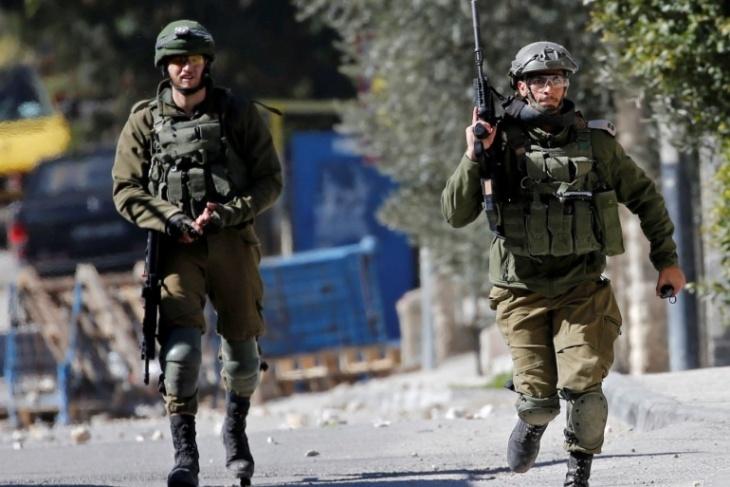 اصابة عامل برصاص الاحتلال قرب بوابة برطعة