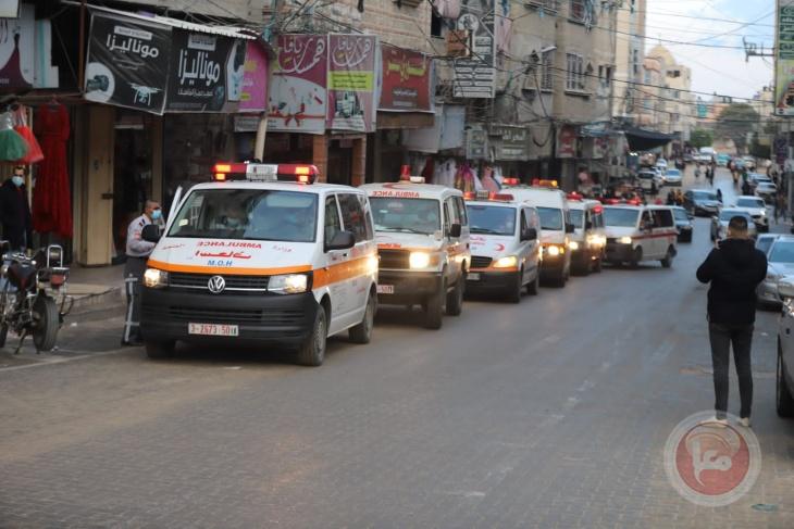 غزة: اجراءات مشددة لمواجهة كورونا