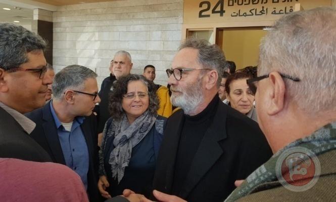 """محكمة إسرائيلية تمنع عرض فيلم """"جنين جنين"""""""