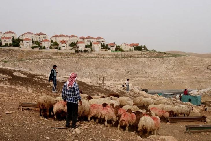 المستوطنون غاضبون على نتنياهو بسبب مشاريع بناء فلسطينية