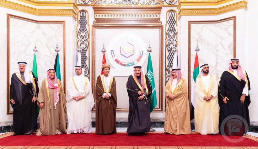 مجلس التعاون الخليجي يؤكد دعمه للشعب الفلسطيني