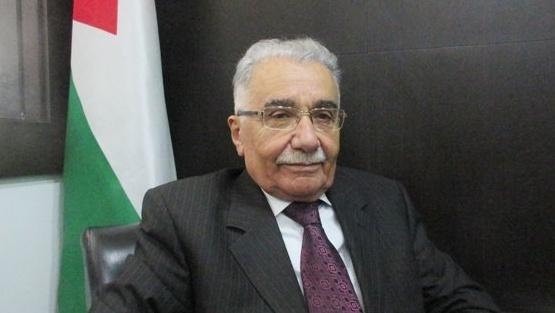 أبو شرار يؤدي اليمين القانونية أمام الرئيس رئيسا لمجلس القضاء الأعلى