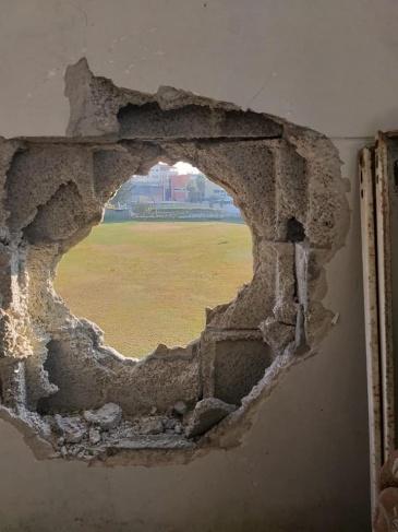 الاتحاد الدولي لكرة القدم يُعرب عن أسفه لاستهداف طائرات الاحتلال ملعب نادي التفاح