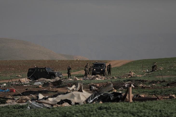 الامم المتحدة تدعو الإحتلال إلى وقف عمليات هدم ومصادرة الممتلكات الفلسطينية