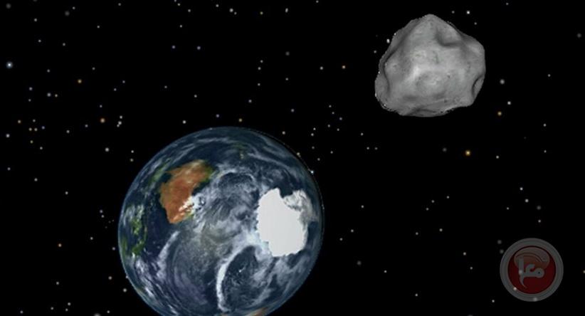 """""""ناسا"""": كويكب بحجم ملعب كرة قدم يقترب من الأرض"""