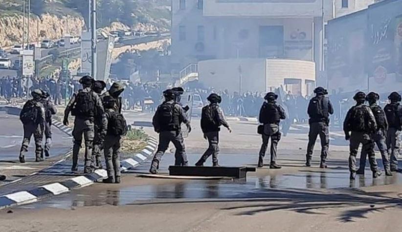 غانتس يوقع أمر اعتقال إداري لمدة أربعة أشهر بحق أحد سكان أم الفحم