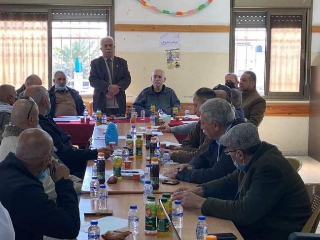 رابطة جرحى فلسطين: تدعو القيادة إلى الإهتمام بقضايا الجرحى وتلبية مطالبهم