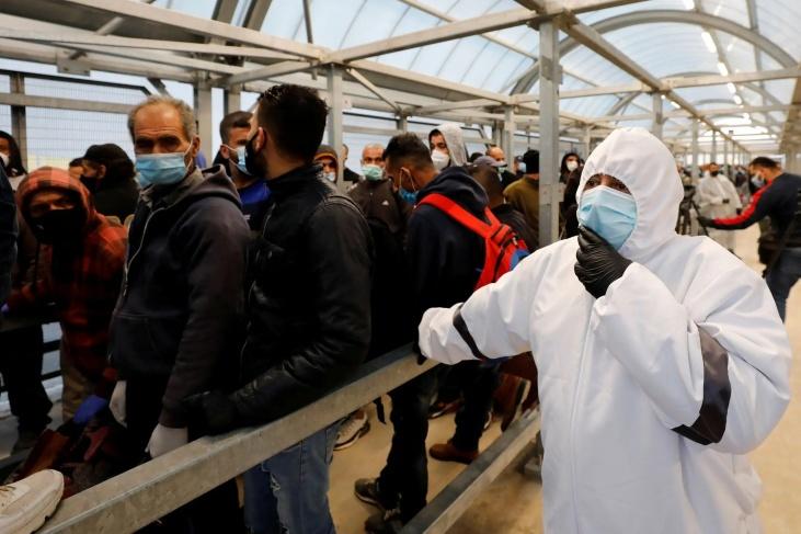 إسرائيل تنشر آلية وأماكن تطعيم العمال الفلسطينيين