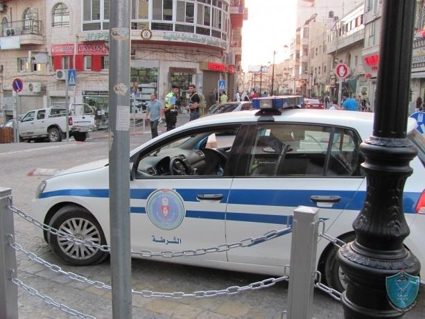 الشرطة تفض حفل زفاف وبيت عزاء وتحرر مخالفات في قلقيلية