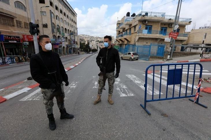 إغلاق محافظة جنين ثلاثة أيام