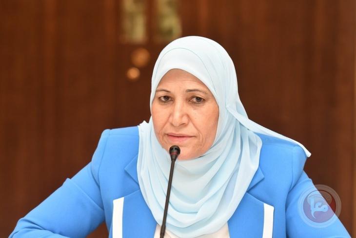 حمد: أهم ما قامت به المرأة الفلسطينية هو تطوير خطة مستجيبة لمواجهة آثار كورونا على قضايا المساواة بين الجنسين