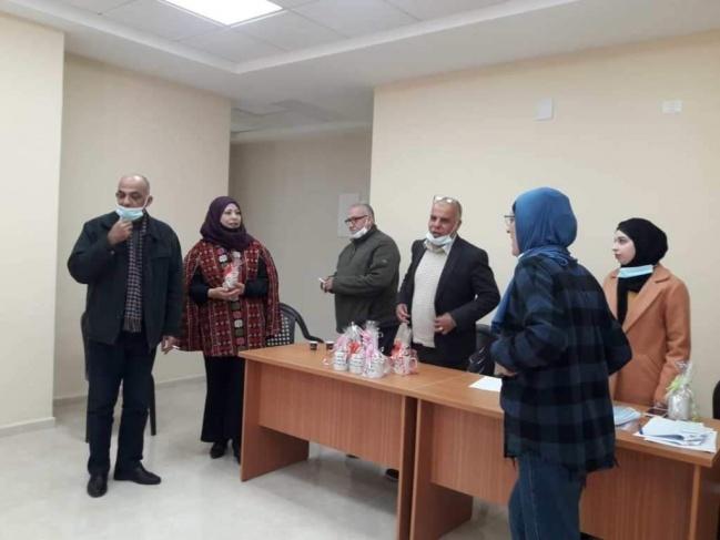 ورشة حول قانون العمل الفلسطيني في طولكرم