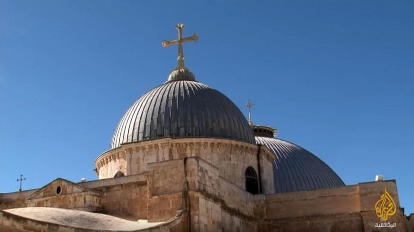الكنائس المسيحية التي تسير حسب التقويم الغربي تحتفل بعيد الفصح