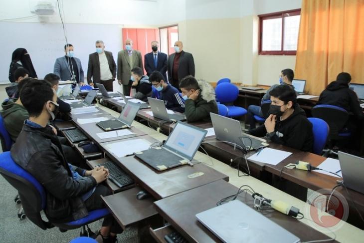 وزارة التعليم بغزة تطبق الدراسة الدولية PISA