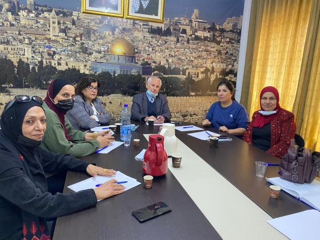 خوله الازرق رئيسا لاتحاد لجان المرأة للعمل الاجتماعي