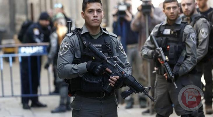 بلدية الاحتلال تصادر بسطة في القدس القديمة