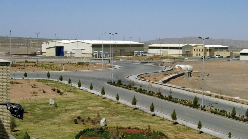 حادث في منشأة تخصيب اليورانيوم بمفاعل نطنز الايراني