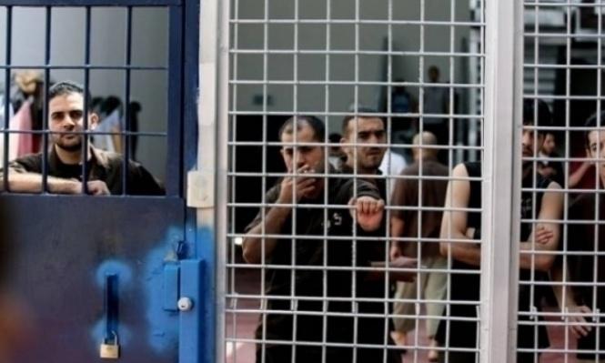 هيئة الأسرى: 5 أسرى يشرعون بإضراب مفتوح عن الطعام