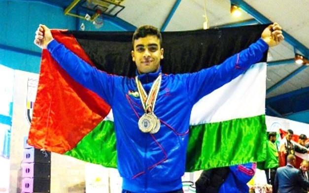 ابن غزة في المونديال المؤهِّل لأولمبياد طوكيو