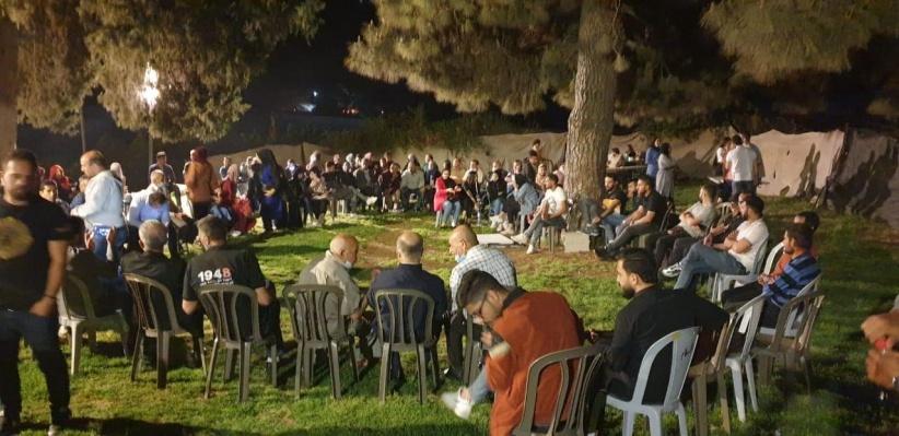 """"""" المبادرة"""" تنظم لقاء موسعا في بيت لحم لحشد التضامن مع الشيخ جراح"""
