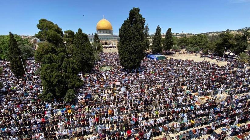 حماس تدعو إلى شد الرحال للأقصى في يوم عرفة