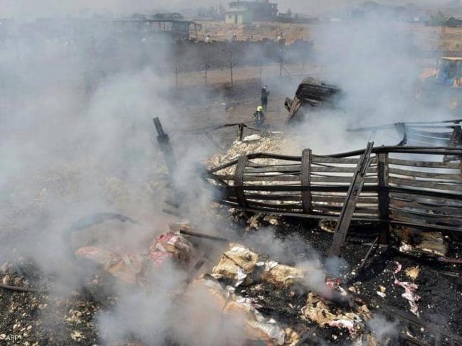 انفجار دموي.. 25 قتيلا من متسوقي العيد في أفغانستان