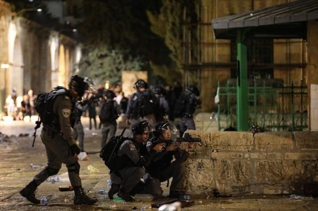 """على خلفية أحداث القدس- الجيش الإسرائيلي يحدث """"بنك الأهداف"""" لقصف غزة"""