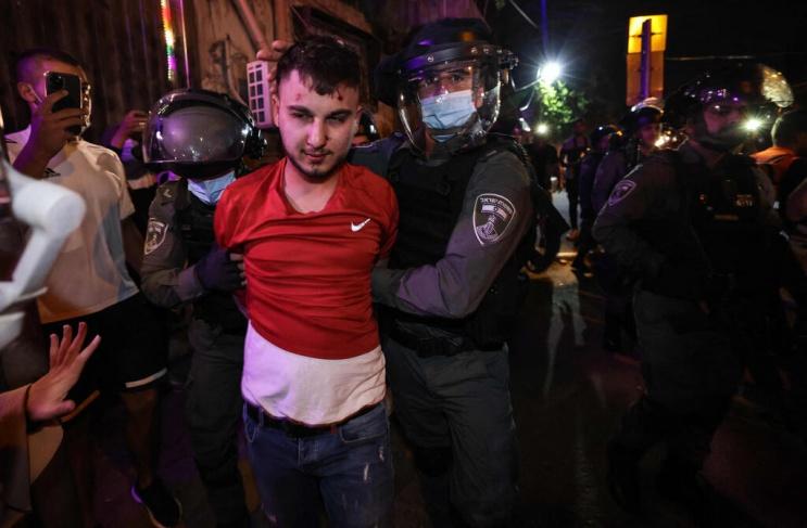 عضو كنيست يطالب بإطلاق النيران الحية على المتظاهرين في القدس