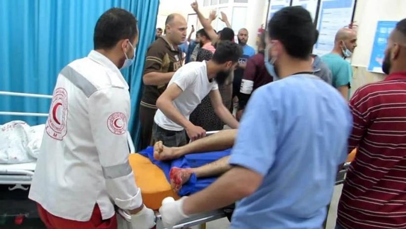ثلاثة شهداء وعدد من الاصابات في تجدد القصف على غزة