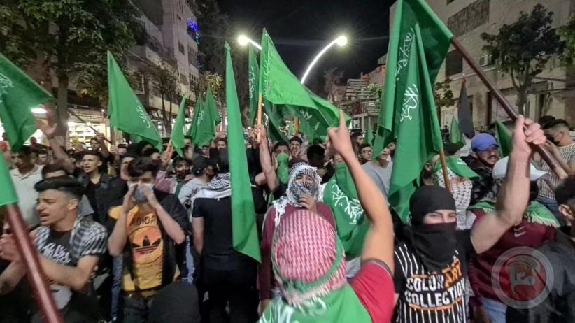 مسيرات في الخليل تضامنا مع القدس وغزة ومواجهات شمال وجنوب الخليل