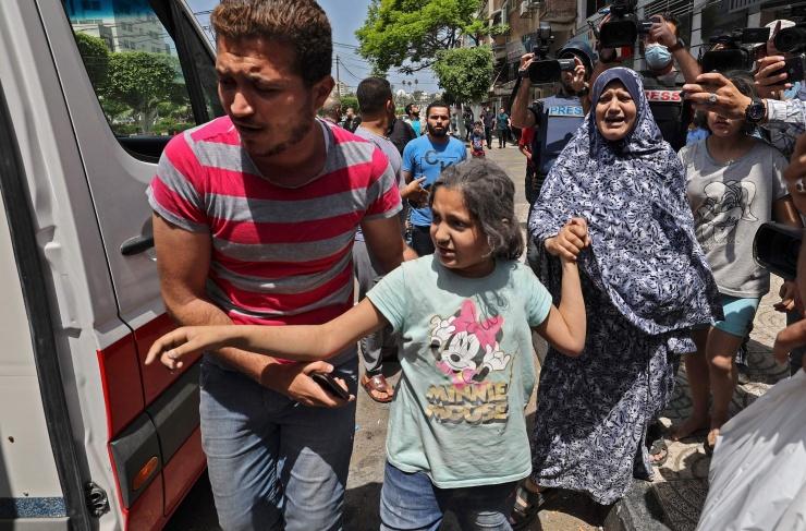 """""""العفو الدولية"""": إسرائيل تستخدم القوة المفرطة ضد الفلسطينيين"""