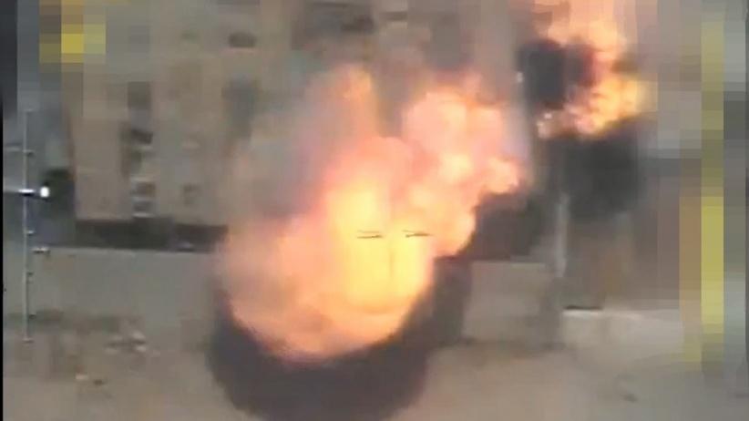 """الاحتلال"""" 80 طائرة تستهدف آبار الصواريخ بغزة"""