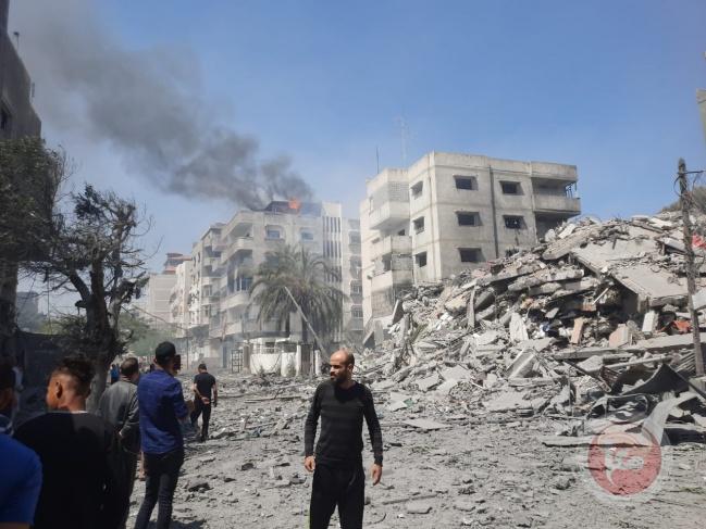 شهيد واصابات في تجدد القصف المدفعي على حدود غزة