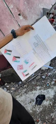 عائلة أبو داير.. صواريخ إسرائيل قتلتهم على موعد الغداء
