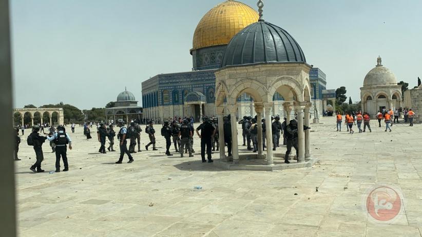الرئاسة تحمل الحكومة الاسرائيلية مسؤولية التصعيد